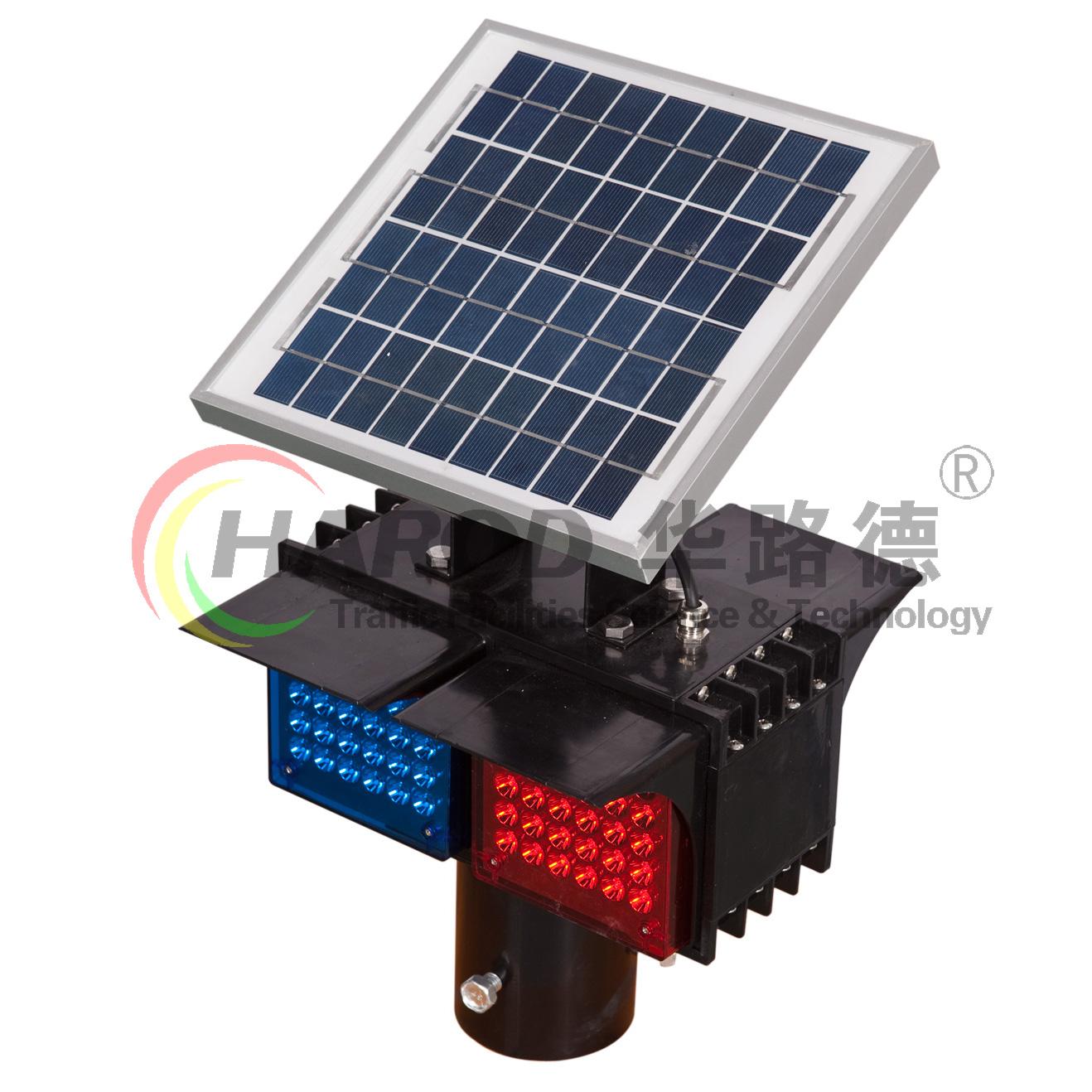 太阳能爆闪灯常见故障如何排除,几点问题总结如下: 1、检查连续阴雨天时间超过了爆闪灯极限阴雨天使用天数。 2、拔出爆闪灯与太阳能板连接线,5秒后再插入,检查爆闪灯能否点亮。 3、在阳光充足时打开太阳能板接线盒,用万用表测量正负极电压,若15V以上表明太阳能板未充电,若低于12V表明蓄电池长期亏电使用。  本文链接:
