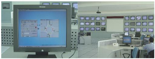 HD2000交通信号集中控制系统